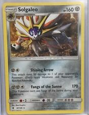Pokemon Solgaleo Guardians Rising #87/145