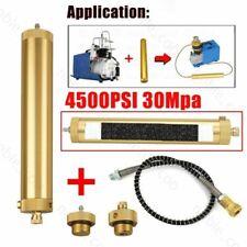 Oil Water Separator Air Filter High Pressure Pcp Compressor Pump 4500psi 30mpa