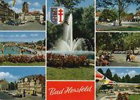 Bad Hersfeld  ,Ansichtskarte, gelaufen