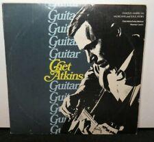 CHET ATKINS GUITAR METHOD VOL 1 & 2 (VG+) PRP-31751 LP VINYL RECORD