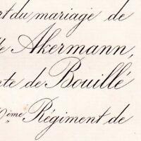 Henriette Akermann Bois-Guillot Mesland 1877 Louis Pierre Amour Henri De Bouillé
