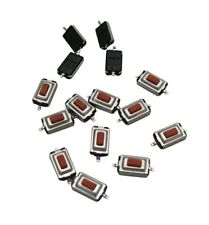 x10 PCS SMD RED MICROSWITCH 3X6X2.5mm Tactile Push Button Switch Tact Switch DIY