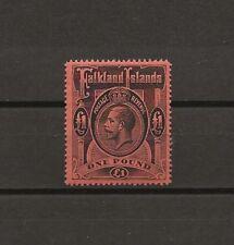FALKLAND ISLANDS 1912-20 SG 69 MNH Cat £550