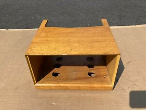 FISHER Receiver 500 Wood Cabinet For Restore