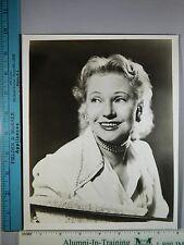 Rare Original VTG International Prima Ballerina Maria Gambarelli Portrait Photo