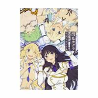 Senran Kagura Burst Re:al Real Official Illustration Game Art Book