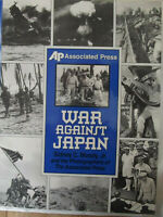 War Against Japan (Inglese) Copertina rigida-1994 COPERTINA RIGIDA-NUOVO