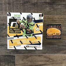 (1) New 2020 Donruss Football Sealed Mega Box – Fanatics Exclusive NFL - In Hand