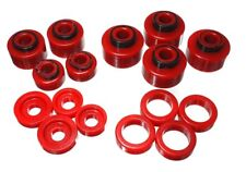 Energy Suspension for 99-07 Ford F-250/F-350 SD 2/4WD Crew Cab Body Mount Set -