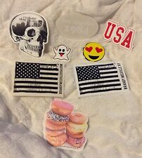 Lot of 10 Brandy Melville Stickers
