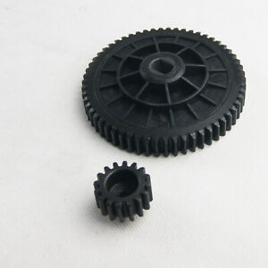 1/5 RV Steel 19T/55T Tooth Spur Gear pinion for HPI Baja 5B 5T 5SC