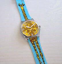 STRETCHY! Whimsical Popular GIRAFFE Swatch! NIB-RARE!