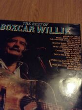 The Best Of Boxcar Willie LP