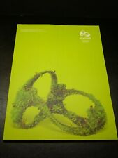 2016 Rio Olympic Summer Games > Opening Ceremony Program (LO)