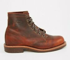 Chippewa Service Boots Tan Renegade Brown Leather Size 11 NIB