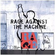 RAGE AGAINST THE MACHINE - THE BATTLE OF LOS ANGELES/RENEGADES 2 CD ROCK NEW+