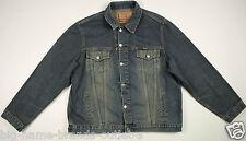 EUC - AS NEW - RRP $469 - Mens Stunning Diesel 'TYPE RR55' Indigo Denim Jacket