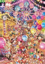 Tenyo Jigsaw Puzzle Disney Amusement Park (1000 S-Pieces)