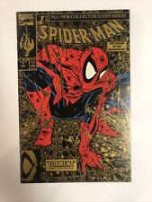 Spider-man (1990) # 1 (NM) Gold Edition | McFarlane !
