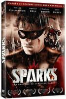 Sparks, les origines du justicier masqué DVD NEUF SOUS BLISTER