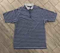 Mens Adidas Polo Shirt Size XL