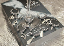 50 'Fifty Shades of Grey' Inspired Wine Glass Charms Hen Night/ Girls Night In