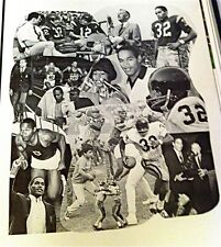 1969 UNIVERSITY OF SOUTHERN CALIFORNIA (USC) YEARBOOK O.J.SIMPSON Heisman issue