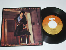"BRUCE SPRINGSTEEN Dancing in the Dark - 1984 PORTUGAL 7"" single - RARE"