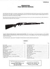 Remington® Nylon 66 Gunsmith Manual - Field Service Manual 13 Page