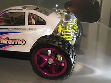 Kyosho Mini Inferno all 1/16  4 pcs Alloywheels Choice of color