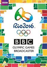Rio 2016 Olympic Games [DVD] New Sealed UK Region 2