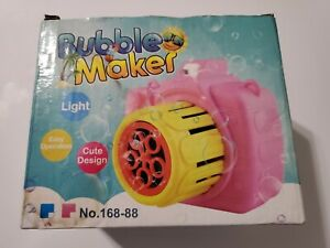 Bubble Maker Machine For Kids