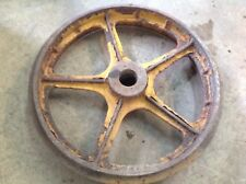 Used Bulldozer Crawler Front Idler Undercarriage Part Casting no. 252180 01