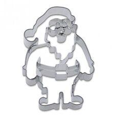 Ausstechform /Präge-Ausstecher Weihnachtsmann