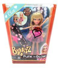 Bratz Funk N Glow Doll Cloe Light Up Dress & Tiara HoloSpex Glasses Hearts NEW