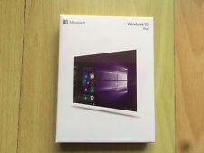 Genuine Microsoft Windows 10 Pro Professional 32/64 Bit + Key