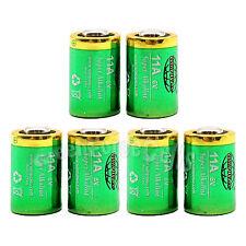 6 pcs 6V GP 11A GP11A MN11 L1016 GP AG11 Alkaline Battery