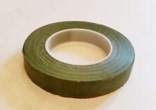 Fingooo 4 Pack Cinta de Tallo Florista 1//2 Pulgadas x 90 pies verde oscuro