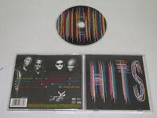 Cidade Negra / Hits (Epic 2-492378) CD Album