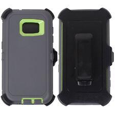 Samsung Galaxy S7 Premium Defender Case w/Screen & Holster Fit Otterbox G/G