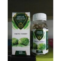 500 Extract Oil Capsules Annona Muricala Soursop/Guanabana Graviola Leaves  Oil