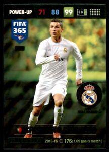 Panini 365 Adrenalyn XL (2017) Ronaldo Real Madrid POWER-UP: Goal Machine No.373