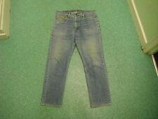 "Levi's 615 02 Classic Fit Jeans Waist 34"" Leg 30"" Faded Medium Blue Mens Jeans"