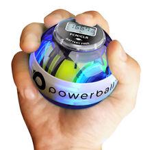 NSD Powerball 280hz Autostart Fusion Pro LED Colour Active Gyroscope Ball AR