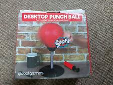 Global Gizmos Desktop Mini Punch Ball Stress Buster