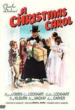 A Christmas Carol DVD Edwin L. Marin(DIR) 1938