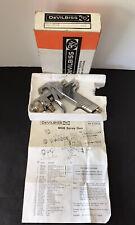 Devilbiss Mgb 501 Ex Air Spray Gun 43 Tip Very Clean In Box