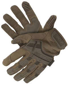 Mechanix M-Pact Handschuhe Coyote KSK Tactical Airsoft BW Militär Army
