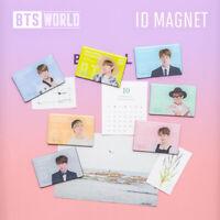 BTS WORLD ID MAGNET BRAND NEW SEALED JUNGKOOK V JIMIN SUGA RM J-HOPE JIN
