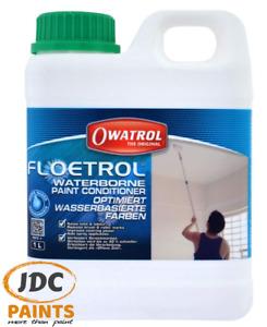 OWATROL FLOETROL WATERBORNE PAINT CONDITIONER 1L